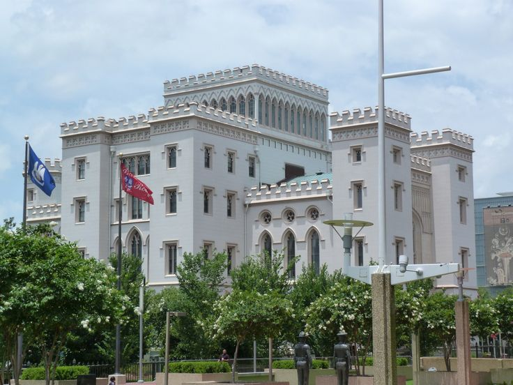 Huey Long's State Capitol Building, Baton Rouge