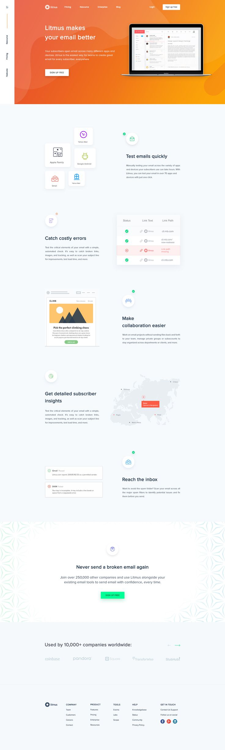 01 homepage exploration