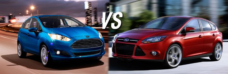 The difference between subcompact cars like the Ford Fiesta and compact cars like the Ford Focus. | Blogs | Pinterest | Ford focus Ford and Cars & The difference between subcompact cars like the Ford Fiesta and ... markmcfarlin.com