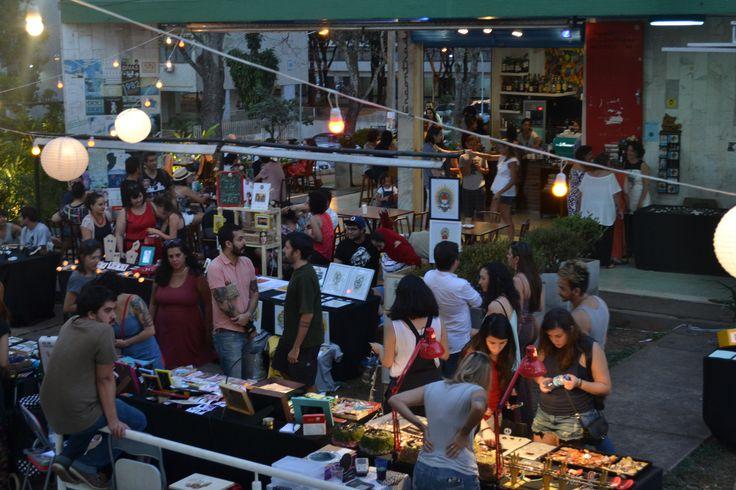 A Galeria Café Objeto Encontrado recebe a nona edição do Liga-pontos, que tem como objetivo juntar pessoas e coletivos ligados à arte, moda, gastronomia, publicações e design em um só lugar para mostrar seus produtos e ideias.