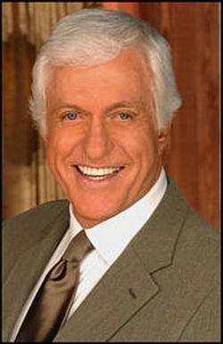 Dick Van Dyke, singer, actor, dancer, comedian,  had his own very popular sit-com on tv, co-starring Mary Tyler Moore.