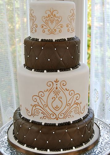 Cake Designs Jackie Brown Croydon : 17 Best images about WEDDING ~ Brown on Pinterest Fall ...