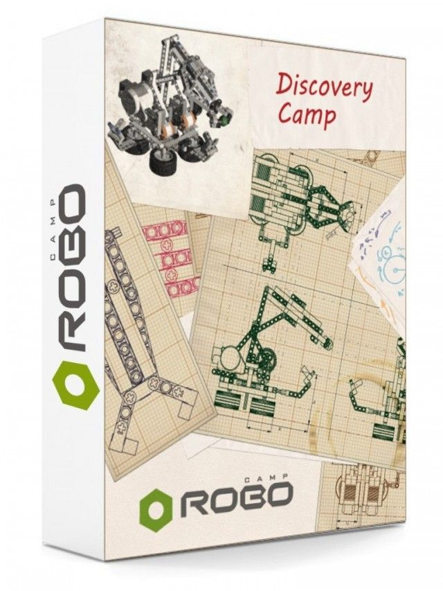 DiscoveryCAMP Mindstorms NXT