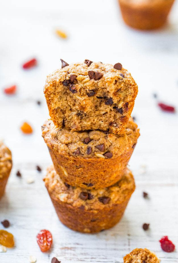 This trail mix muffin is tired of people trying to butter him up. | 27 Delicious Muffins That Have It All Figured Out