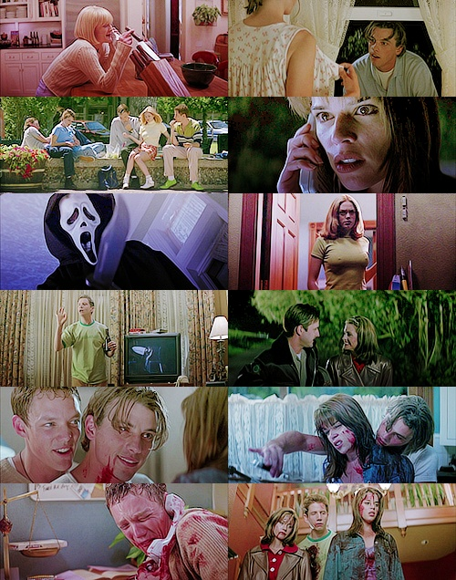 One of my favorite horror movies of all time - Scream!