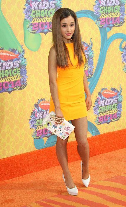 Ariana Grande weight loss...