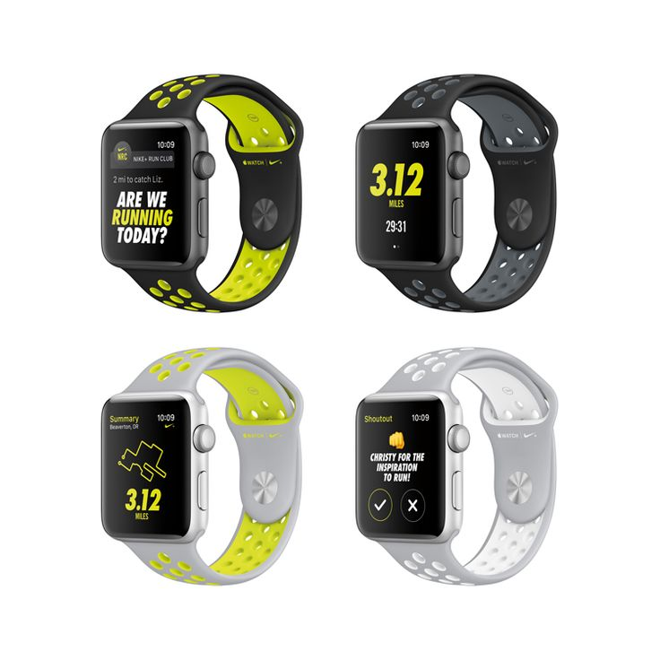 Nikehas teamed up with Apple to realize the perfect running partner, the…