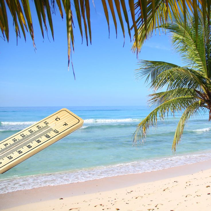 Bajans says it's 'cold' when the temperature dips below 25C/ 77F in Barbados! Help us put it in perspective... what's the temp where you are now?
