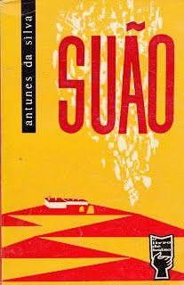 título: Suão autor: Antunes da Silva capa: Octávio Clérigo