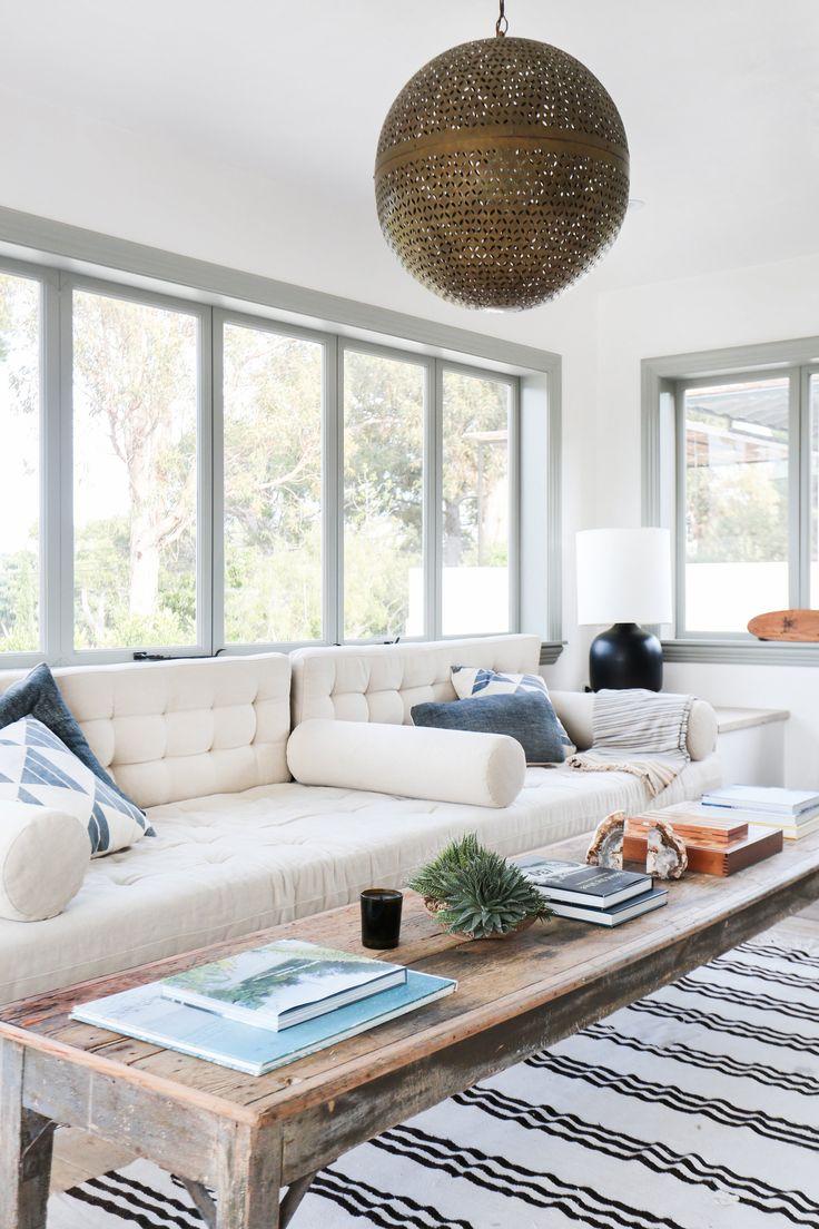 Inside An Interior Designeru0027s Stylish Malibu Home With Rustic Charm Part 66