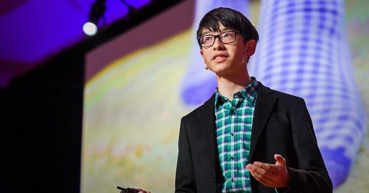 60% of people with dementia wander off, an issue that can prove hugely stressful for both patients and caregivers. In this charming talk, hear how teen inventor Kenneth Shinozuka came up with a novel solution to help his night-wandering grandfather and the aunt who looks after him ... and how he hopes to help others with Alzheimer's.