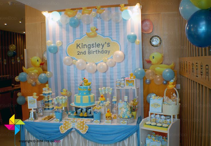 Baby Shower Backdrop Decorations