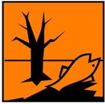 Simbol Bahan Kimia Berbahaya untuk Lingkungan