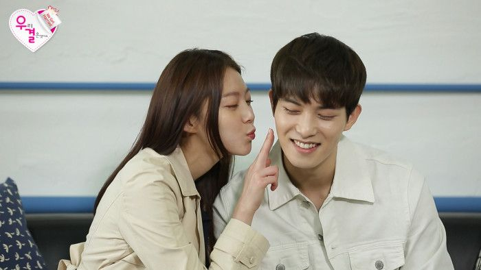 Lee Jong Hyun Is Determined to Get a Kiss from Gong Seung Yeon