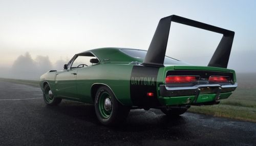 crazyforcars: 1969 Dodge Daytona