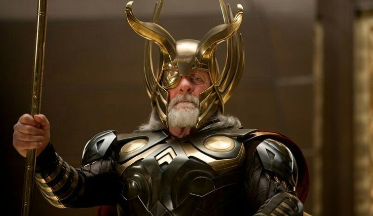 ALL FATHER MIGHTY ODIN