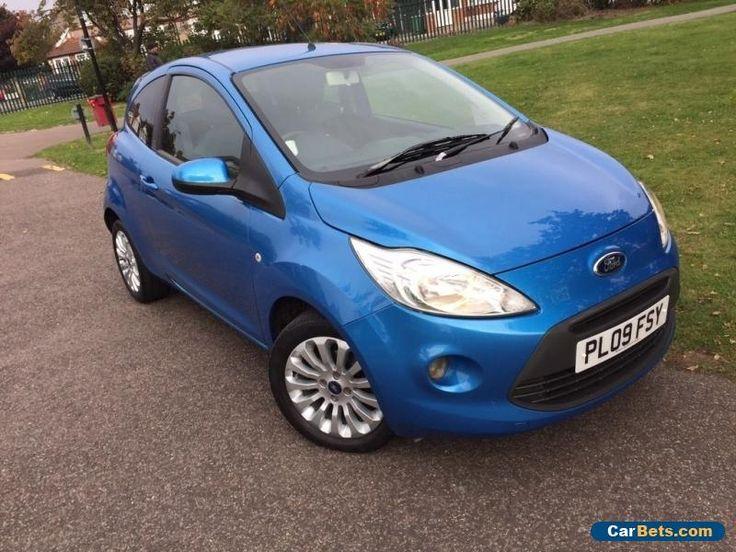Ford Ka  Dr Long Mot Genuine Miles Ford Ka Forsale