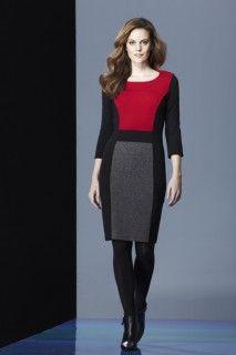 Avant Garde - Dress - Black - 10368O-5628