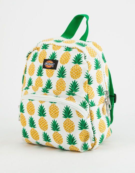 eaa0cab0ba70 DICKIES Pineapple Canvas Mini Backpack - NATUR - I-06671 | Tillys ...