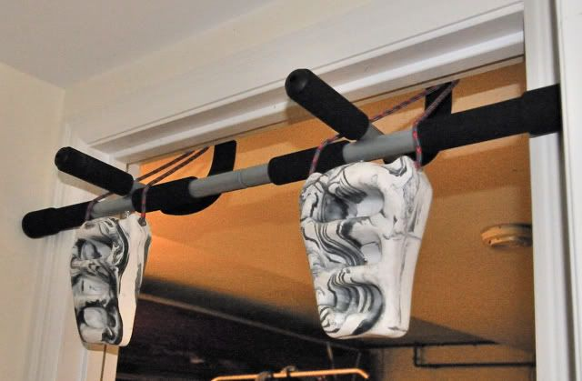 Rock Climbing Forums: Climbing Information: Gear Heads: Portable Mount for Rock Rings... This is genius!! :)