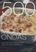 Descargar500 recetas de microondas - L. y M. Landra - PDF - IPAD - ESPAÑOL - HQ