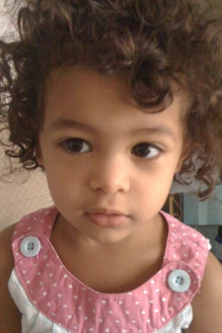 Mixed race baby :) My future baby for real like seriously.