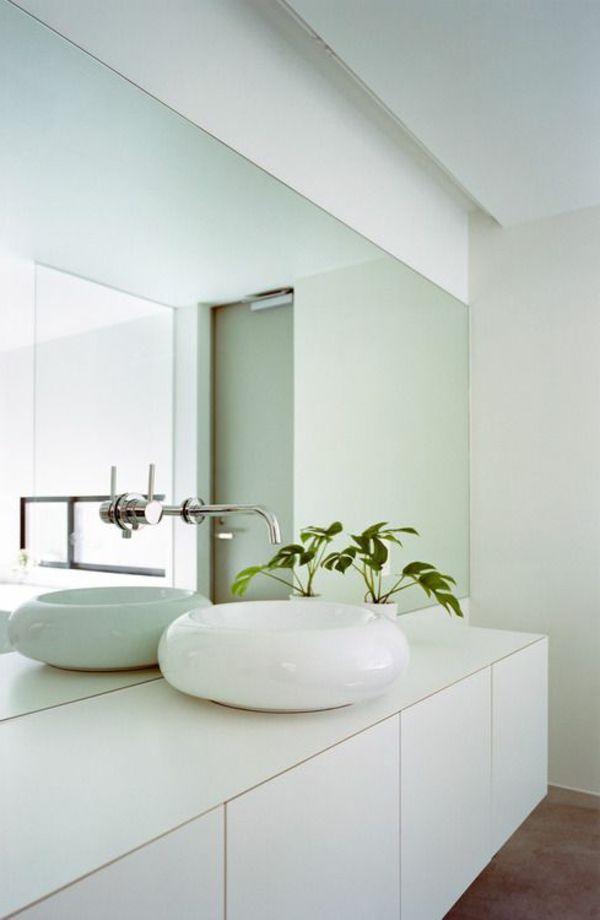 Best Modernes Badezimmer Designer Badspiegel Pictures - House