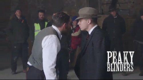 Tom Hardy - Peaky Blinders Season 3 | Behind the Scenes (Episode 6)