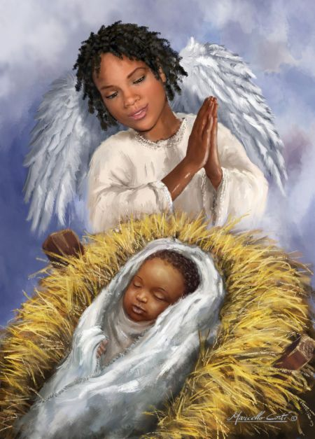1241 Best African American Angels Images On Pinterest