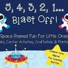 5, 4, 3, 2, 1...BLAST OFF!  Are your little astronauts getting ready to blast off on an adventure of learning all about space? Want a pack of space...