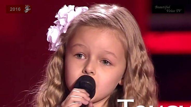 Taisiya.'Красно солнышко'.The Voice Kids Russia.