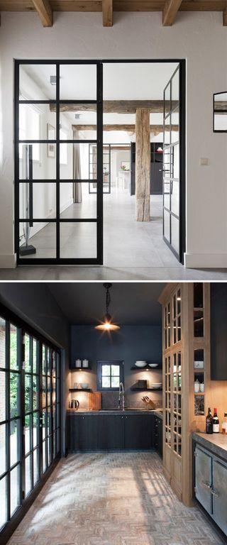Modern Industrial Design Ideas with Marvin Windows & Doors