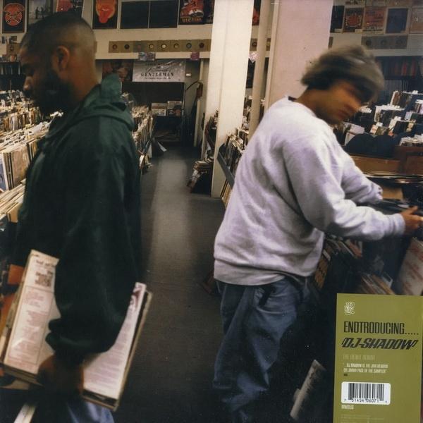 In my top downtempo/trip hop albums list: Music, Album Covers, 1996, Shadow Endtroducing, Djshadow, Albums, Hip Hop, Shadows