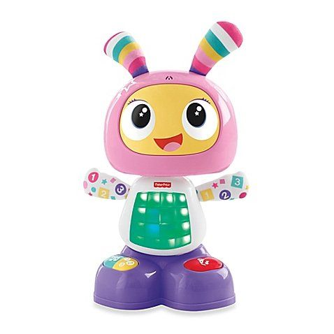 With cute dancing fun Bright Beats Dance and Move BeatBelle from Fisher-Price is an interactive toy that features 3 modes of play introducing your little one to the alphabet colors counting and so...