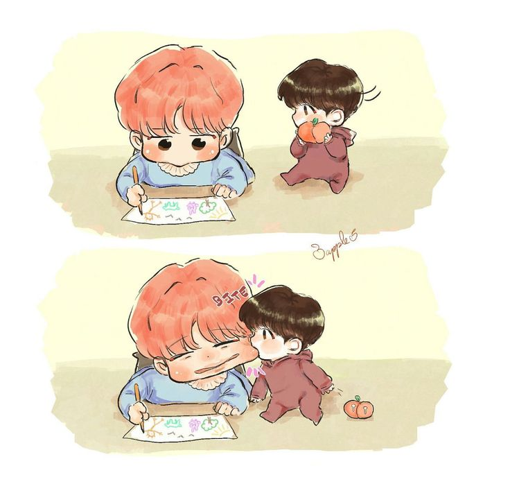 #Jimin & Kookie apparently  This is sooo cute I needed to share