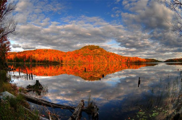 Colorful Automn - Mont Orford, Quebec