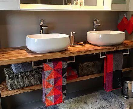 9 best Badezimmer images on Pinterest Bathrooms, Bathroom and