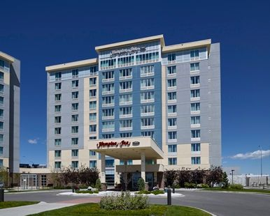 Hampton Inn by Hilton Calgary Airport North Hotel, Canada - Exterior