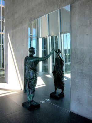 The Etruscan - Michelangelo Pistoletto