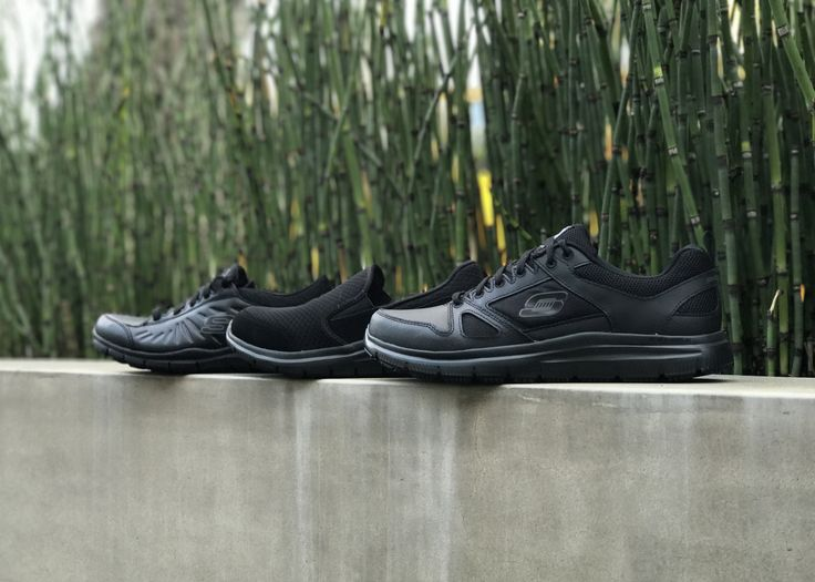 Did you know Skechers has the #1 WORK brand in the United States? Get more details on the collection designed for working men and women on the blog!