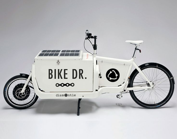 I love what people are doing with those amazing Danish cargo bikes!