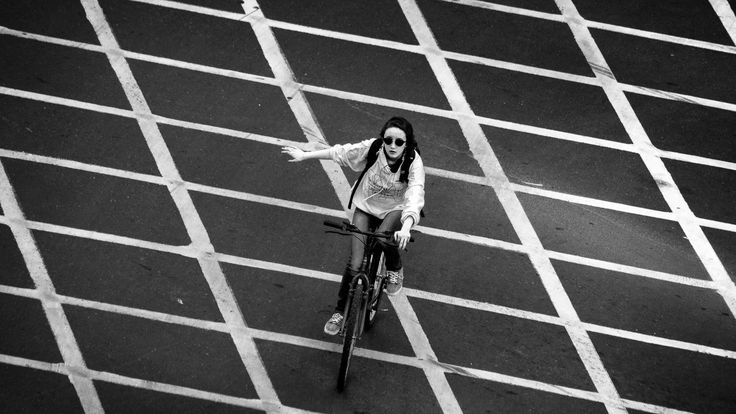 A city girl / Una chica urbana by Freddy Briones Parra on 500px