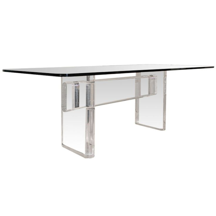 plexiglass dining table cover perspex and chairs springer base