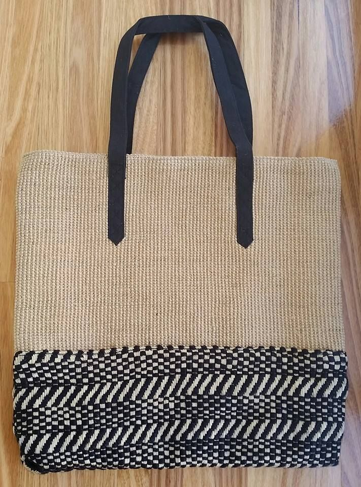 Natural Black White Handbag $65 See Milly Rose's facebook page for price & availability. If you wish to purchase Private Message us via facebook.
