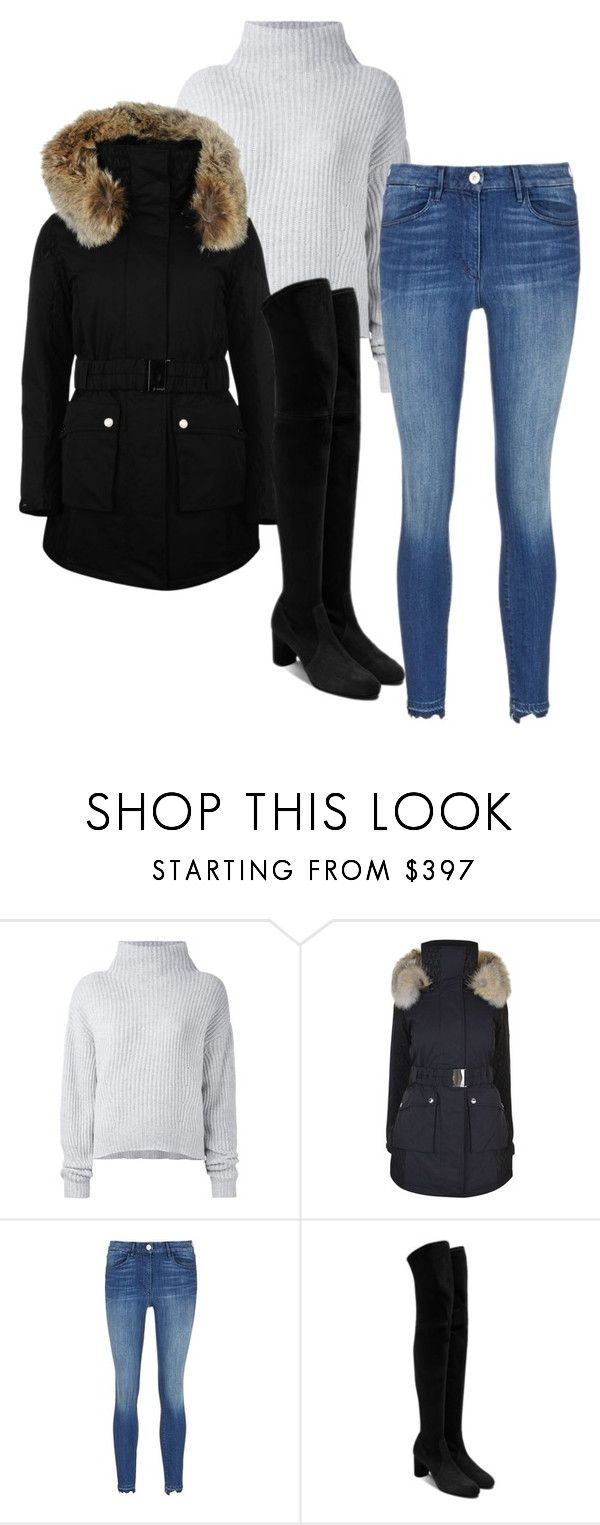 """""""Winter is coming"""" by hamza-dogic ❤ liked on Polyvore featuring Le Kasha, K100 Karrimor and Casadei"""