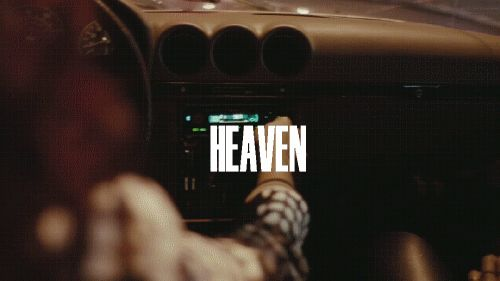 #HEAVEN ║We laughed at the darkness So scared that we lost it We stood on the ceilings You showed me love was all you needed║