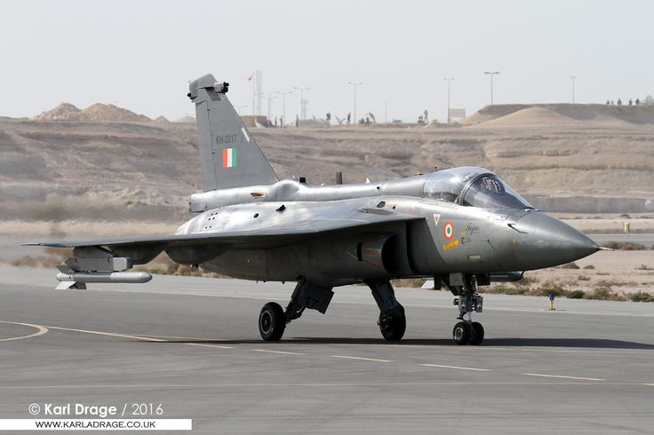 (Indian Air Force) HAL Tejas -  LSP-7 (KH2017) APU intake has been aerodynamically reshaped