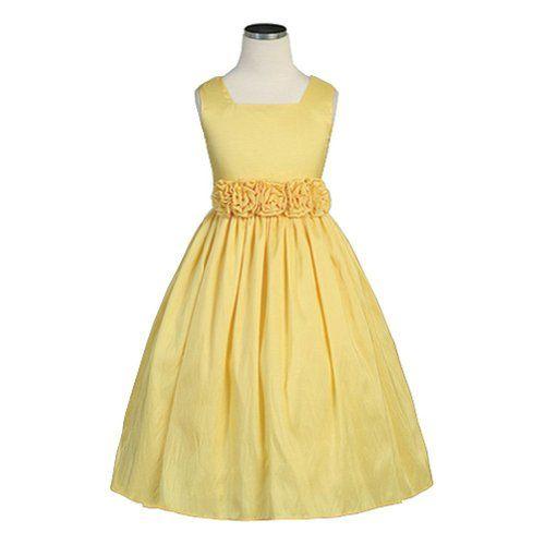 Sweet Kids Yellow Dress Size 10 Flower Girl Taffeta Special Occasion sweet kids,http://www.amazon.com/dp/B0081GLN88/ref=cm_sw_r_pi_dp_XYkptb03G78H3SSM