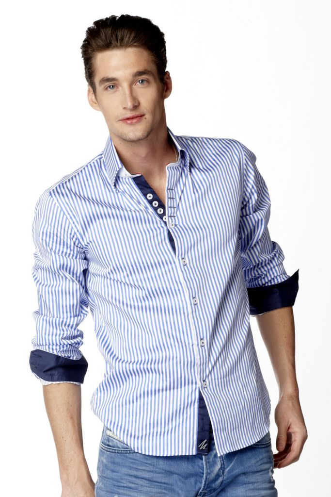 Fresh and Creative. This is a Max Martini #shirt Spring Summer 2013