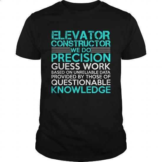 ELEVATOR CONSTRUCTOR Precision2 P3 - #clothes #black hoodie womens. MORE INFO => https://www.sunfrog.com/Jobs/ELEVATOR-CONSTRUCTOR-Precision2-P3-Black-Guys.html?60505